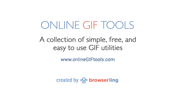 Online GIF Tools image